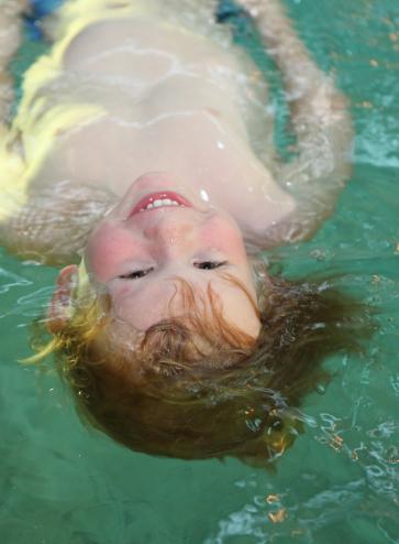 zwemles vanaf 4 en half jaar