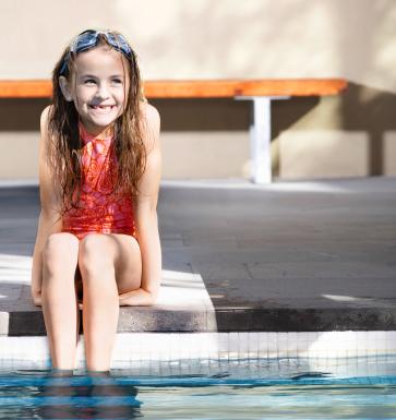 zwemles Patricia Lokker